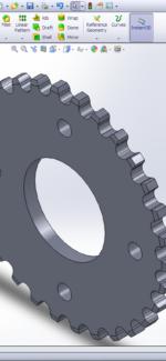 Modeliranje lančaničkih pogona u Solidworksu – 1.dio