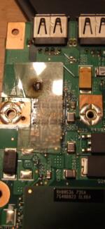 Fujitsu AMILO ProV 2085 horor