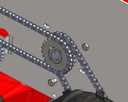 Modeliranje lančaničkih pogona u Solidworksu – 2. dio