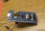Use cheap STM32 development board with arduino