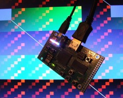 Doing ULX3ST FPGA board @home part3