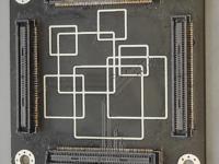 Modular FPGA board